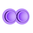 spinner_comfy_cap_2x629.stl Télécharger fichier STL gratuit Spinner à main • Design à imprimer en 3D, bda