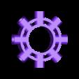 spinner_handwheel_608.stl Télécharger fichier STL gratuit Spinner à main • Design à imprimer en 3D, bda