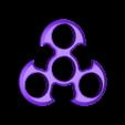 11.stl Download STL file Hand Spinner Deadpool • 3D printer design, Guich