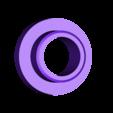 bas.stl Download STL file Hand Spinner Deadpool • 3D printer design, Guich