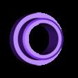 bas.stl Download STL file Hand Spinner Zelda • Template to 3D print, Guich