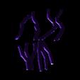 Captin_Cave_Man__-_Hair_Black.stl Download free STL file Captain Caveman!!!!!!! • 3D printer design, mag-net