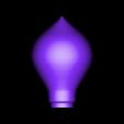 bulb_fully_v10.stl Download free STL file Spacelamp • 3D printable object, Merioz3D