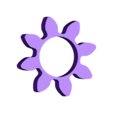 Gearflower_figet_spinner.stl Download free STL file Gear/Flower Spinner • 3D print model, 3DPrintingGurus