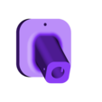 bass_shoes_R.stl Télécharger fichier STL gratuit Coussinet de grosse caisse de 8 pouces • Modèle pour imprimante 3D, RyoKosaka