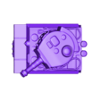 tank_tiger.stl Download free STL file Twisted Hexagon Colum pot/vase 2 • 3D printer model, Job