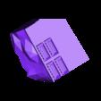 Bell Tower Bedrock.stl Download free STL file Hogwarts School of Witchcraft • 3D printer template, Valient