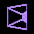 5a-WingletUnten.STL Download free STL file StarWars TieFighter Gen1  • 3D printable template, Supeso