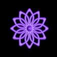 Flower_Cap1.stl Download free STL file Flower Hand Spinner 2 • 3D printable model, 87squirrels