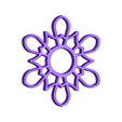 Flower_Spinner_2_inch.stl Download free STL file Flower Hand Spinner 2 • 3D printable model, 87squirrels