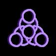 spin3.stl Télécharger fichier STL gratuit Handspinner • Plan imprimable en 3D, Erikum