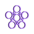 spin5.stl Download free STL file Handspinner 5 bearing • 3D printer template, Erikum