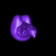 riley-ellie-reptilian.stl Download STL file Reptilian • 3D printer object, RileyAndEllie