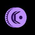 Pulley-belt01.stl Download free STL file Lynx - Fully 3D-printable 1/10 4wd buggy • Object to 3D print, tahustvedt