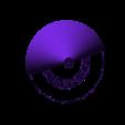 Cap.stl Télécharger fichier STL gratuit Fidget Ball • Objet imprimable en 3D, meshtush