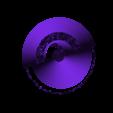 Cap_1.stl Download free STL file  Fidget Spinner • Template to 3D print, meshtush