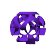 Fidget_Ball.stl Télécharger fichier STL gratuit Fidget Ball • Objet imprimable en 3D, meshtush