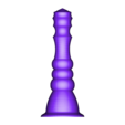 Pièce2.STL Download STL file Naughty Turret • Template to 3D print, 3Dpassion
