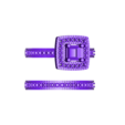 RG25675.stl Download STL file 3D Jewelry CAD Model Of Beautiful Wedding Ring • Template to 3D print, VR3D