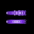 rg26286.stl Download STL file Artistic Jewelry 3D CAD Design Of Bridal Ring Set • 3D printer model, VR3D