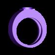 bague v1.stl Télécharger fichier STL gratuit ring v1 • Design à imprimer en 3D, NazarethFamilly