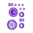 Gears01.STL Download free STL file Lynx - Fully 3D-printable 1/10 4wd buggy • Object to 3D print, tahustvedt