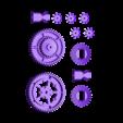 Gears-Belt01.STL Download free STL file Lynx - Fully 3D-printable 1/10 4wd buggy • Object to 3D print, tahustvedt