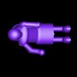 porter_a.stl Télécharger fichier STL gratuit Dark Age Townsfolk, Villagefolk et Bêtes domestiques • Plan pour imprimante 3D, Earsling