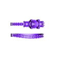 RG26469.stl Download STL file 3D Jewelry cad Design For beautiful Bridal Ring Set • 3D printing object, VR3D
