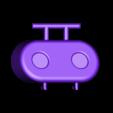 Karmidlo.stl Download STL file Bird feeder • 3D printer object, eMBe85