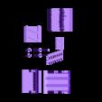 Burh_fortified_gate.stl Télécharger fichier STL gratuit Saxony Burh Fortified Gate • Modèle pour impression 3D, Earsling