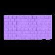 b_roof.stl Télécharger fichier STL gratuit Saxon Barn 1 • Objet pour imprimante 3D, Earsling
