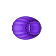 twistvase2.stl Download free STL file DoubleTwistVase2 • 3D printer template, Birk
