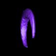 crescent_HP.stl Download OBJ file Crescent • 3D printable model, Skazok