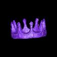 Crown (repaired).stl Download free STL file Black hunter • 3D printer template, al3x