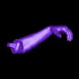 HandL (repaired).stl Download free STL file Black hunter • 3D printer template, al3x