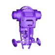 Steam Punk Cruiser.stl Download free STL file Steam Punk Cruiser • 3D printing object, Tini