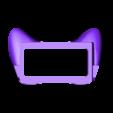 top.stl Download free STL file Ergonomic Grip For 3DS (original 3ds) • 3D print template, 3D_Printed_Mangle
