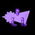 3DPG Pen Holder Export.stl Télécharger fichier STL gratuit Outil mural / porte-stylo 3D Printing Guardian • Objet pour impression 3D, MaxFunkner