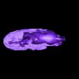 Running_horse.stl Télécharger fichier STL gratuit Cheval • Modèle à imprimer en 3D, stronghero3d