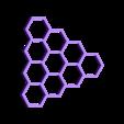 Box_Grid.stl Télécharger fichier STL gratuit boîte nid d'abeille pour tonillos & Box • Plan pour impression 3D, Gonzalor