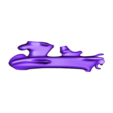 Submarine_for_Kids.stl Download free STL file Sculpted Submarine for Kids • 3D printable design, alishanmao