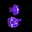 Hamangia_Couple_RoundBacks.stl Download free STL file Hamangia Couple • 3D printable object, LYTEHAUS