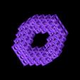 Interlocking_Oddity.stl Download free STL file Interlaced Oddity • 3D printing template, LYTEHAUS