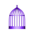 bird-cage13.stl Download free STL file Cages Closed • 3D printing object, 3DShook