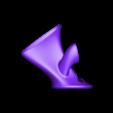 groovi.stl Download free STL file GROOVI MONSTER • Template to 3D print, 3DShook