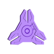 tri_top.stl Download free STL file Guardian Shield+ Zelda Breath of the Wild • 3D print object, Adafruit