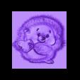 llavero_erizo.stl Télécharger fichier STL gratuit Hedgehog clé • Design imprimable en 3D, 3dlito