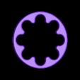 bearingcage3.stl Download free STL file Marble Lazy Susan Bearing (No Hardware Required!) • 3D printer template, wildrosebuilds