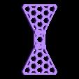 BowTie.stl Download free STL file Honeycomb bow tie • 3D printer design, Gonzalor